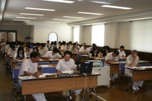 菱琵テクノ「社員研修」
